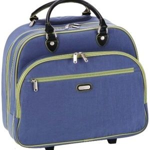 BAGGALLINI Wheeled Carry-on Laptop Suitcase Bag